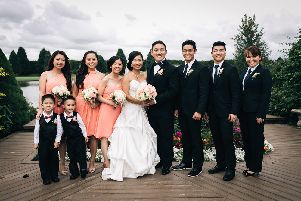 mayfair lakes golf club richmond wedding photographer