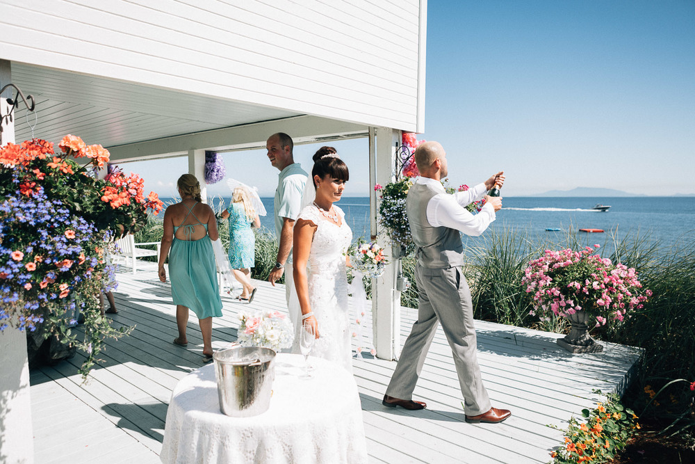 point roberts wedding ceremony destination wedding photography based in Vancouver