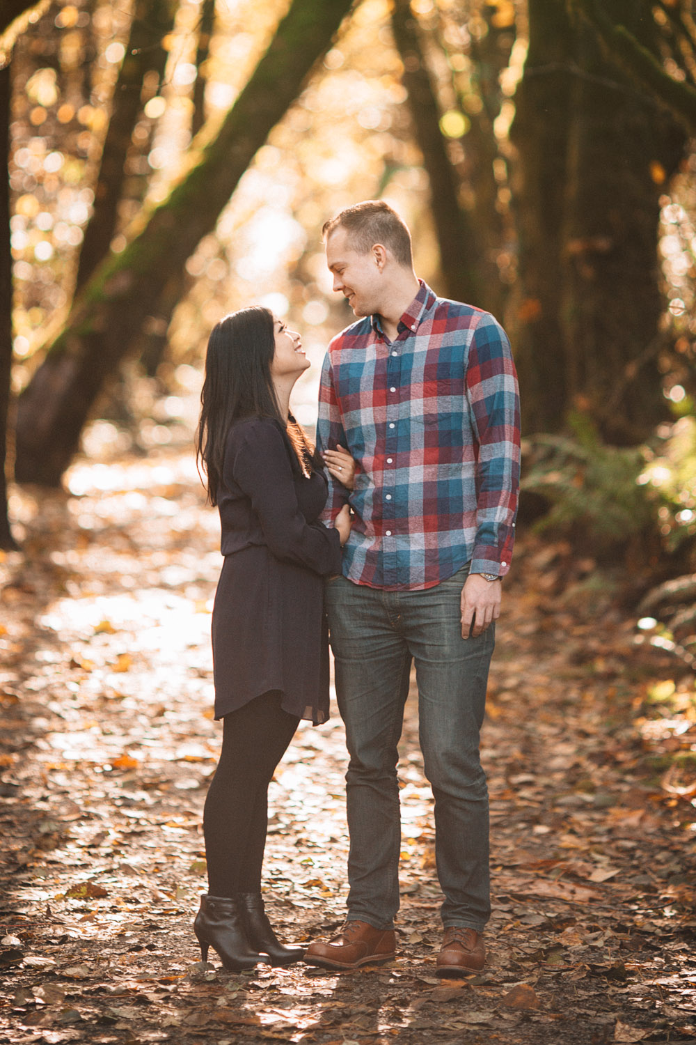 vancouver engagement photography ubc