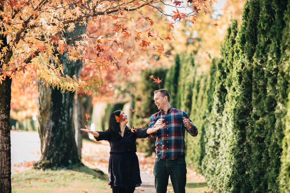 autumn engagement photography documentary storytelling