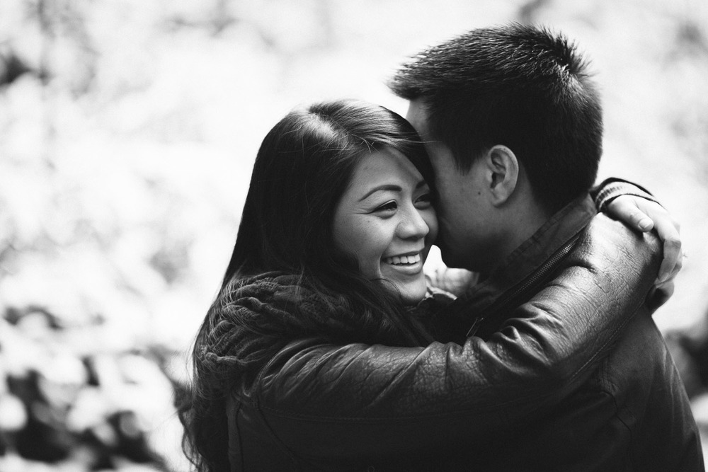 vancouver engagement photography stanley park