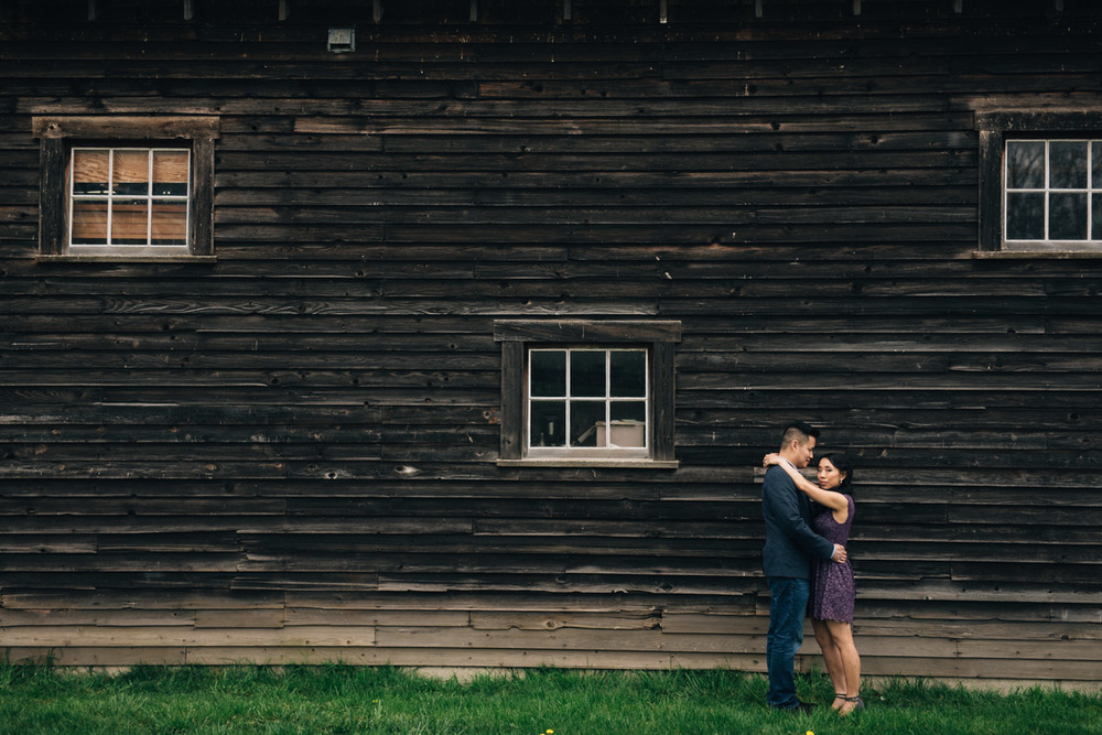 engagement photography richmond bc britannia shipyard
