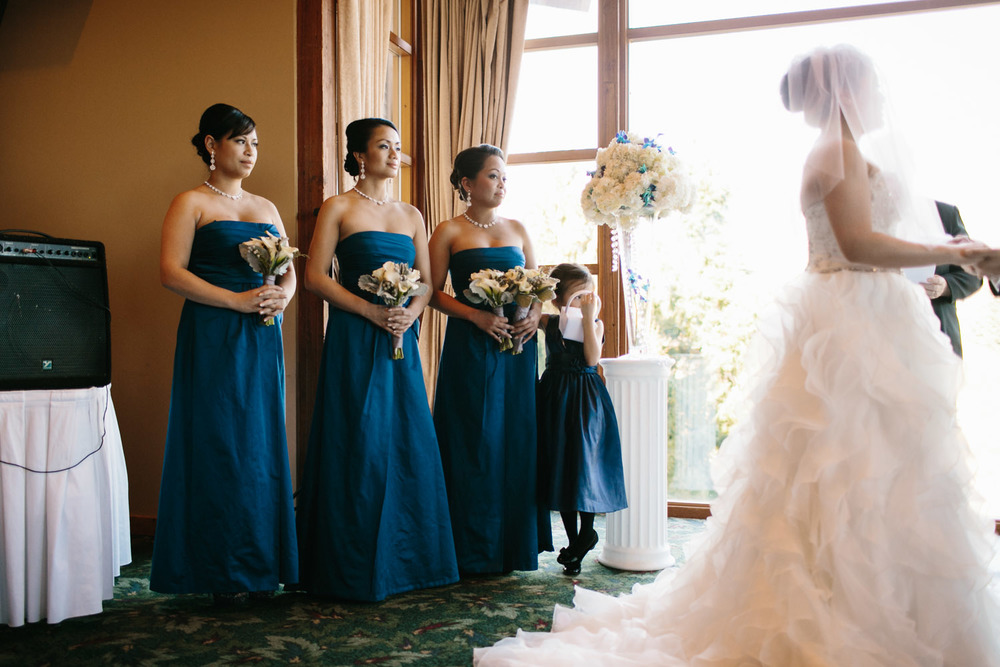 westwood plateau golf club coquitlam wedding ceremony