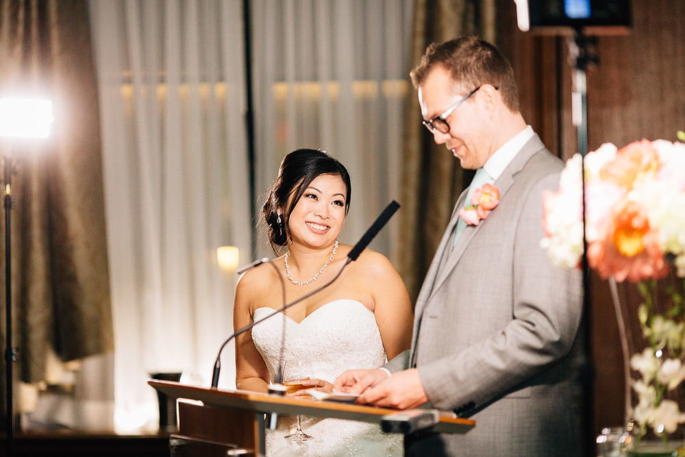 the vancouver club bride and groom speech