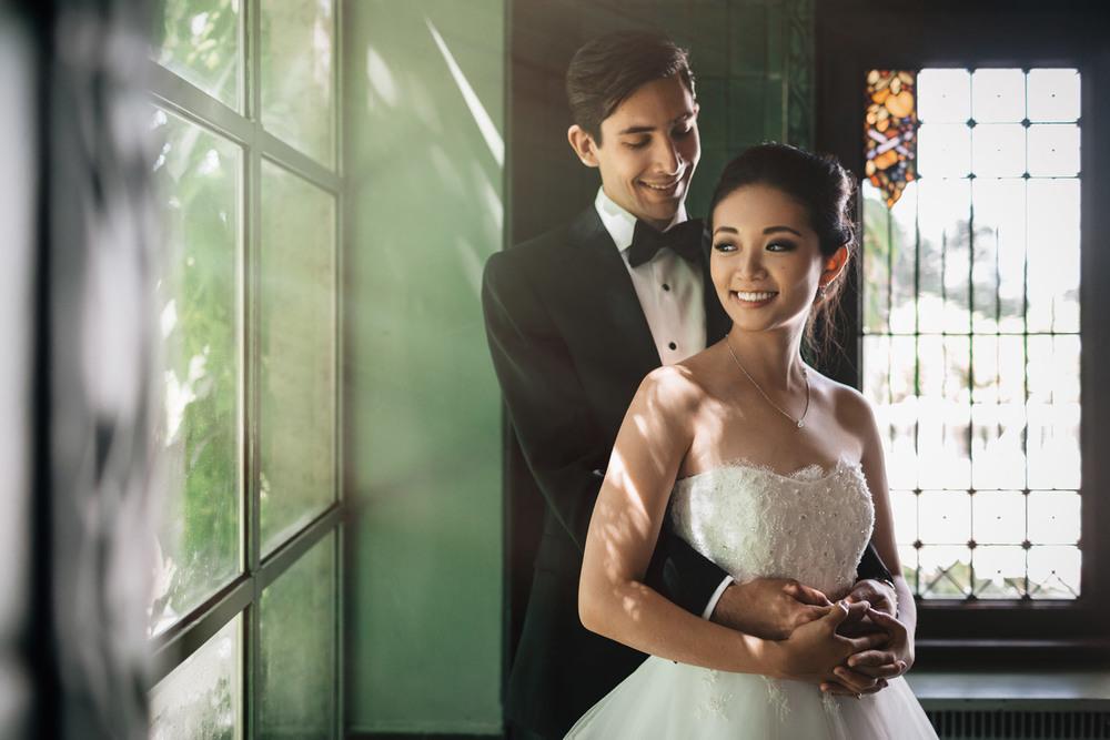 Hycroft Vancouver Wedding Photography