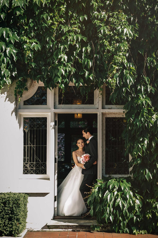 Hycroft Wedding Vancouver Photographer