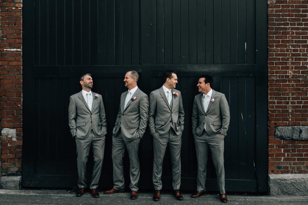 vancouver wedding photography groomsmen portraits