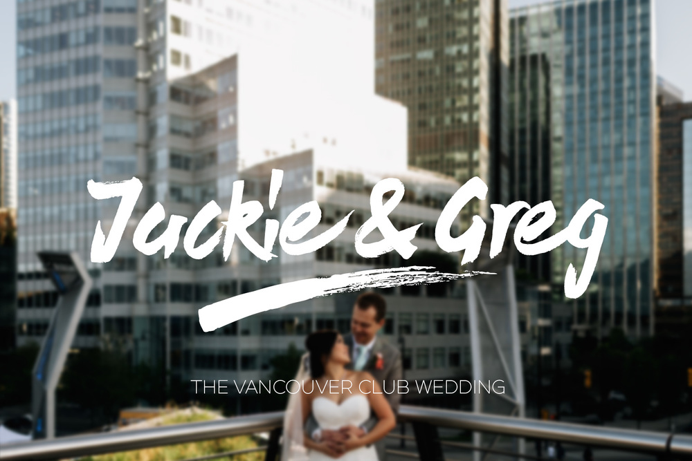 the vancouver club wedding photography