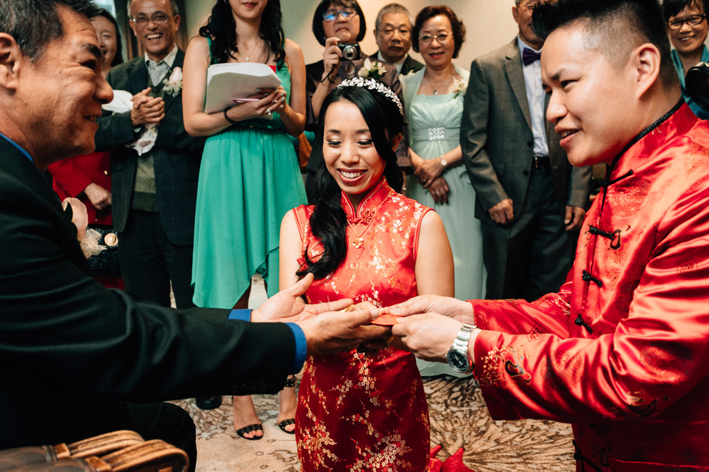 chinese tea ceremony vancouver westin grand hotel photography