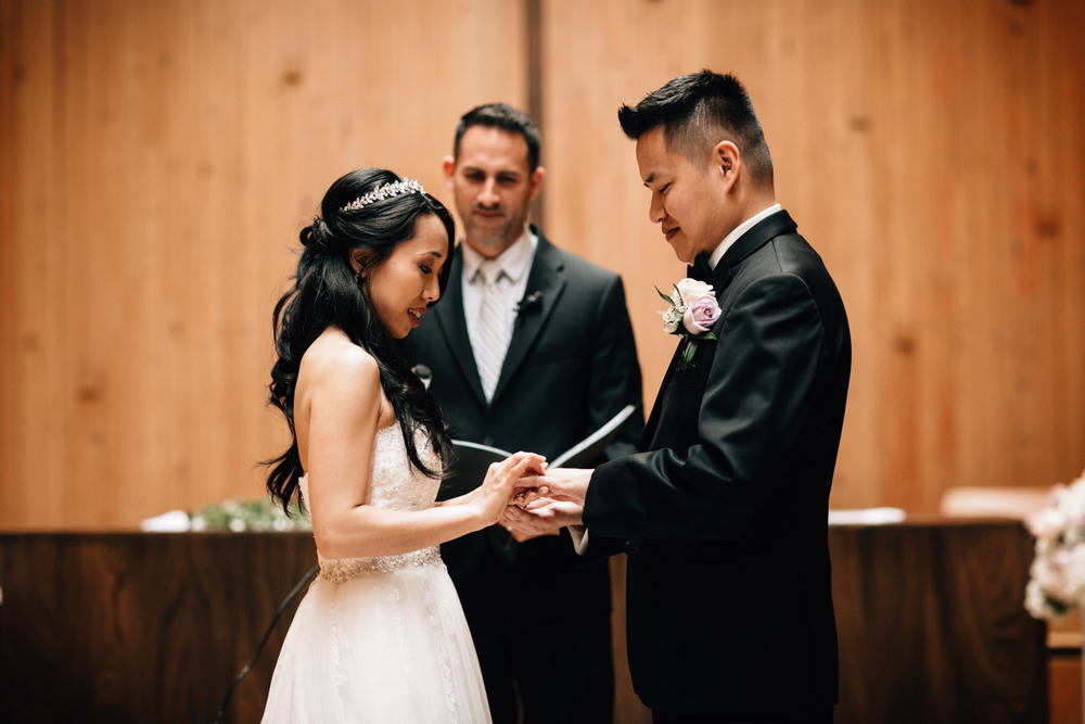 redeemer lutheran church vancouver wedding ring exchange