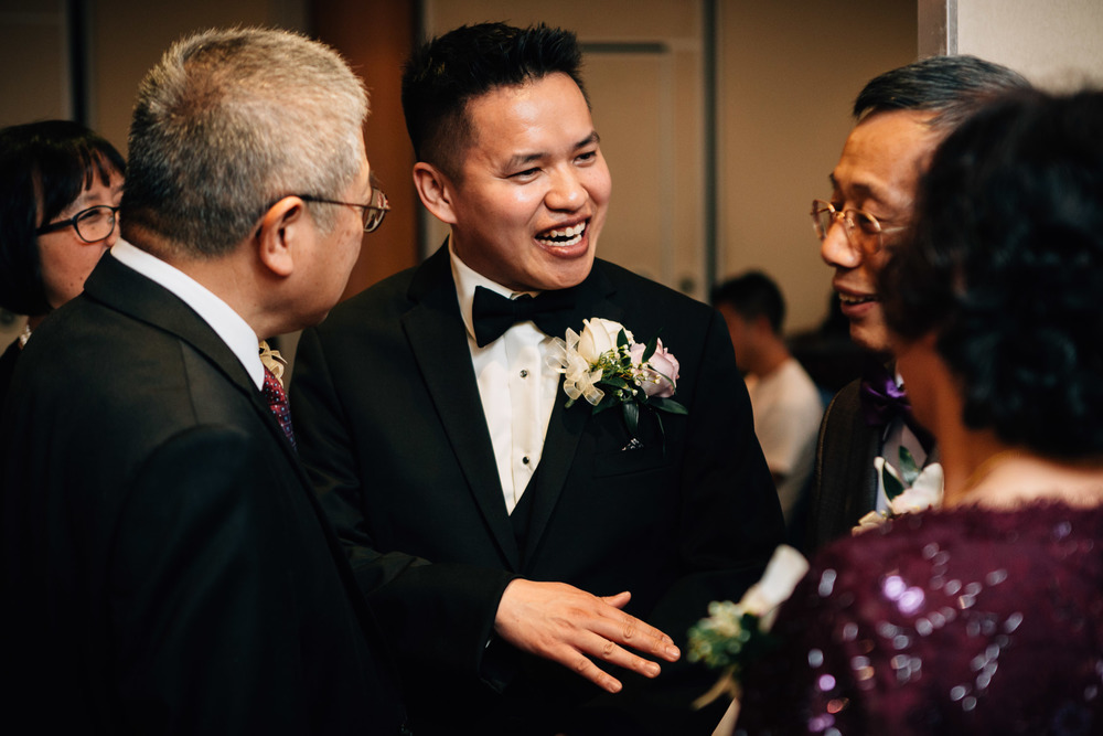 vancouver wedding photography sun sui wah reception