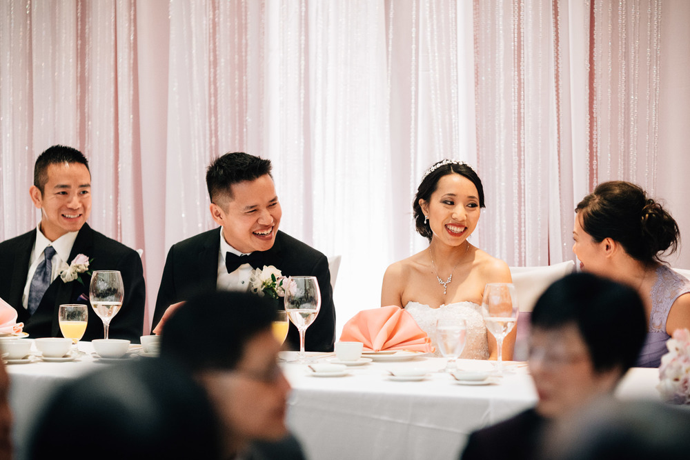 sun sui wah vancouver wedding reception