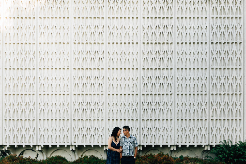 museum of vancouver engagement photography