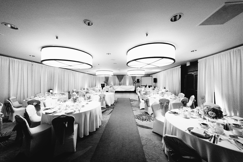 four seasons hotel vancouver wedding photographer reception