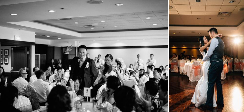 quilchena golf richmond wedding photography reception