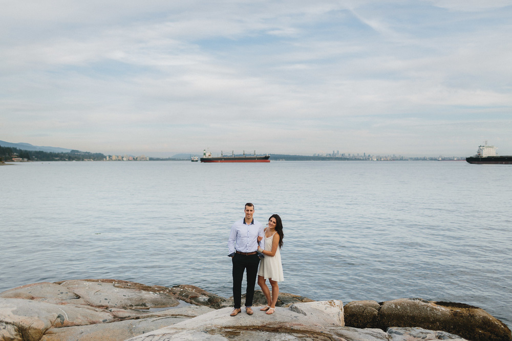 caulfield park west vancouver engagement photography