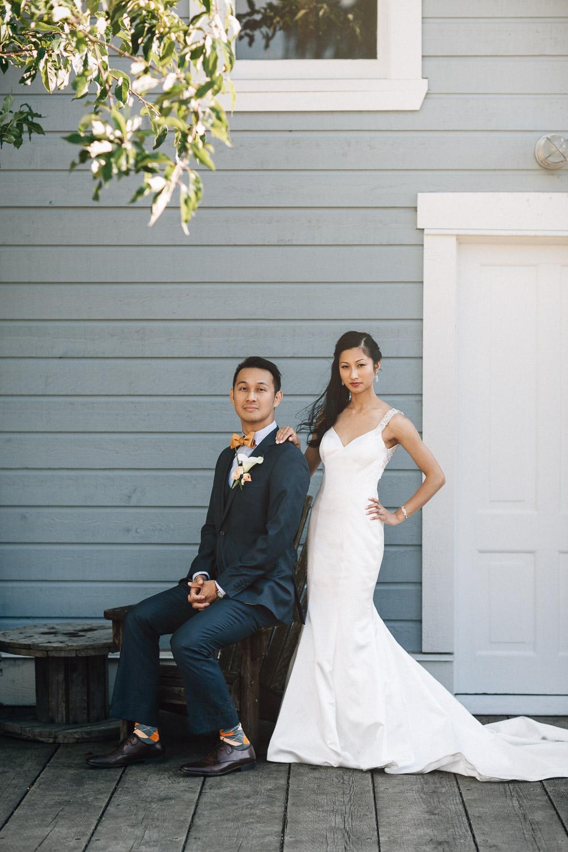 britannia heritage shipyard richmond wedding