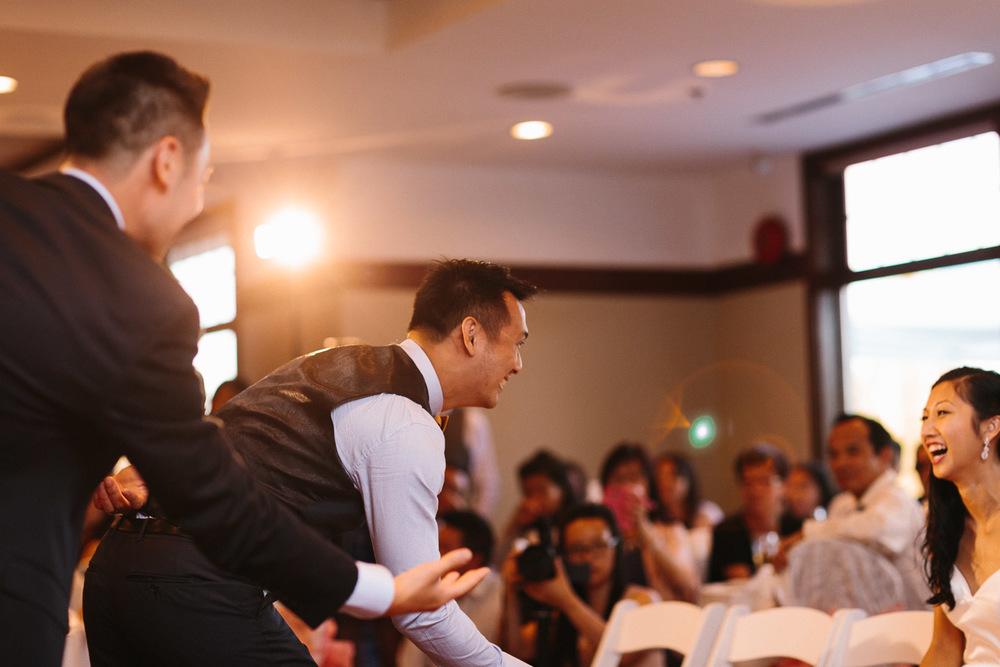 quilchena richmond wedding photographer surprise dance