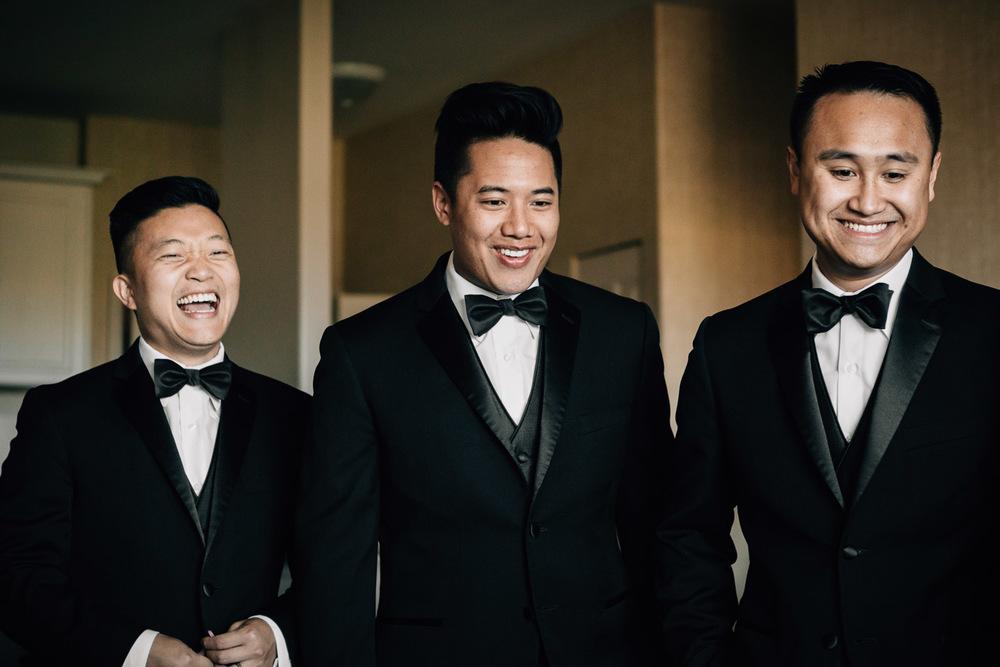 groomsmen gifts gun engraved surrey wedding photography
