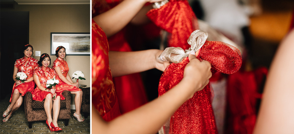 river rock casino richmond wedding photography bridesmaids