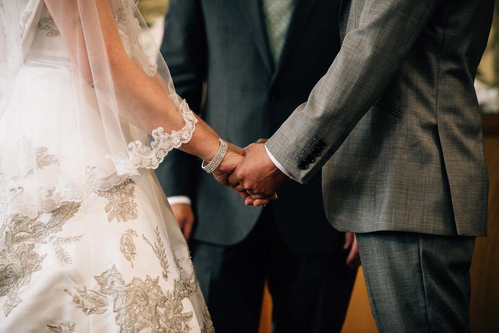 Minoru Chapel Richmond wedding photographer ceremony