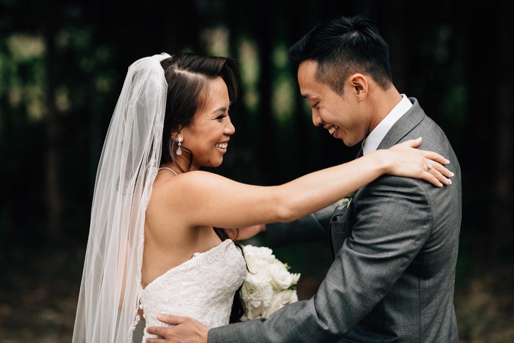 first look surrey wedding photographer asian