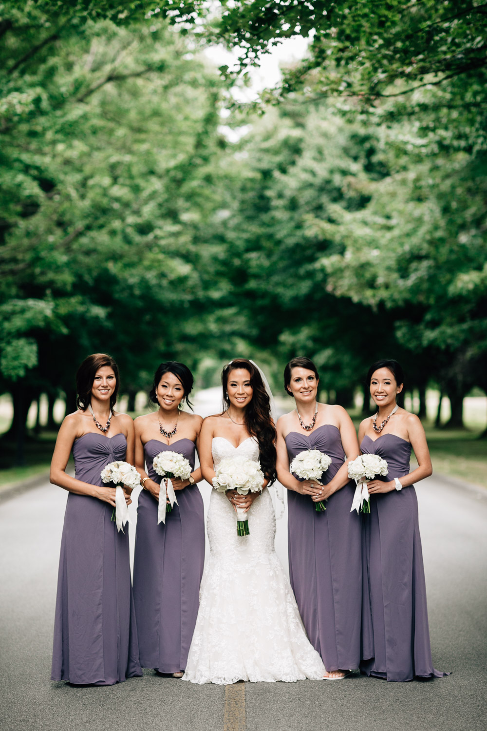 swaneset pitt meadows wedding photographer portrait session bride and bridesmaids