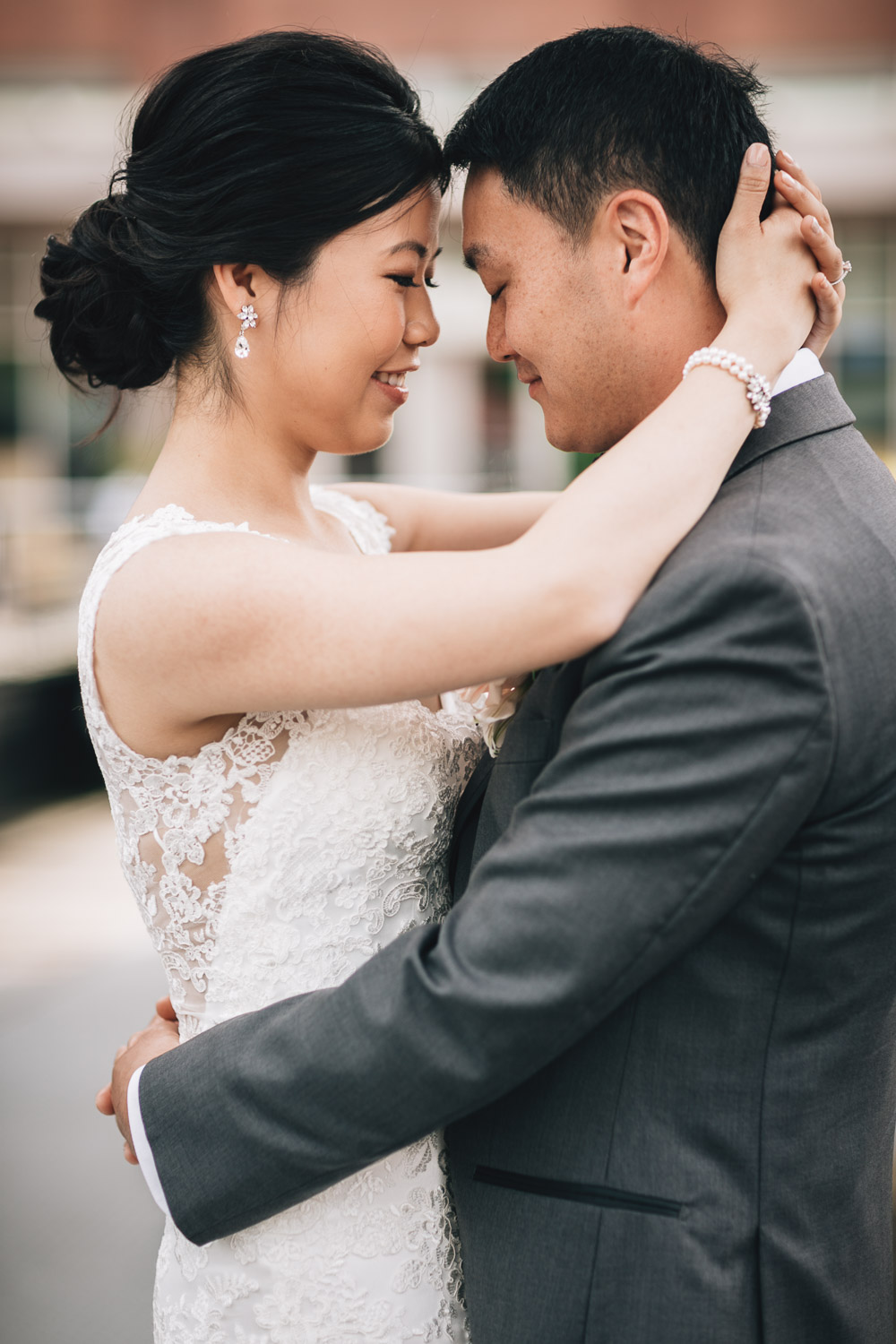 yaletown roundhouse wedding portraits vancouver bc