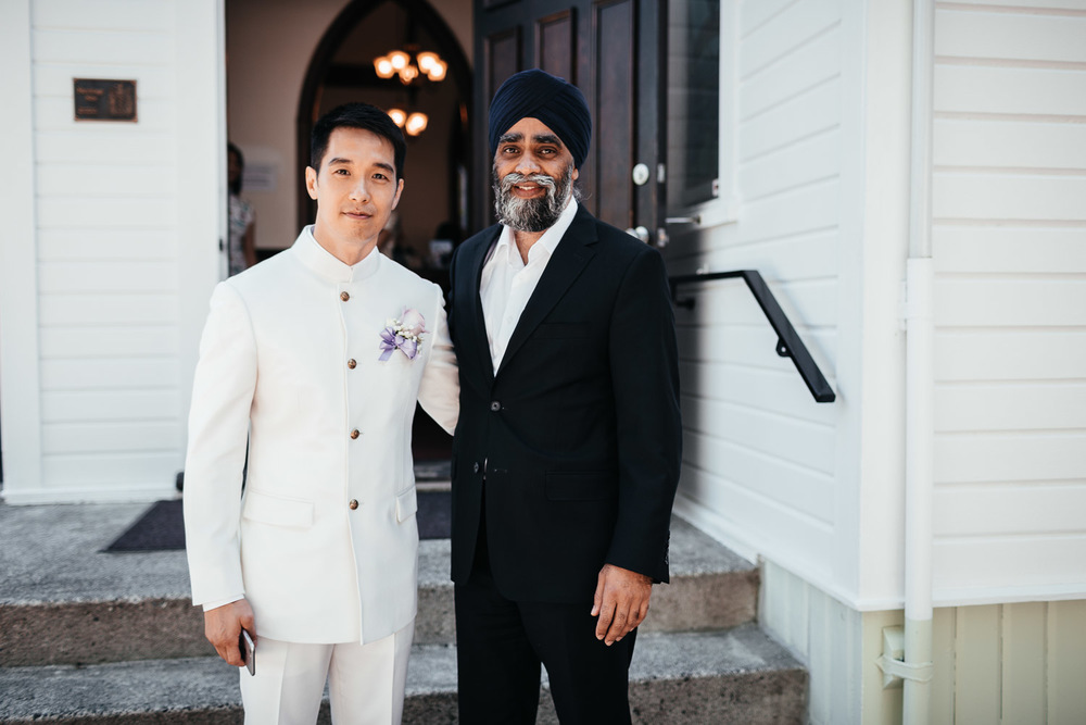harjit sajjan minister of national defense canada richmond wedding photography
