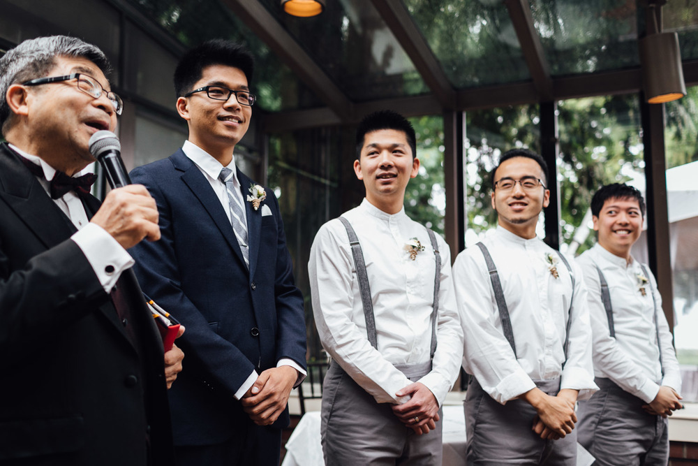vancouver wedding photography at brockhouse restaurant
