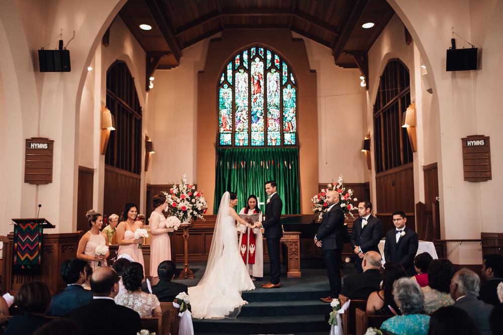 knox united church in vancouver bc wedding photography