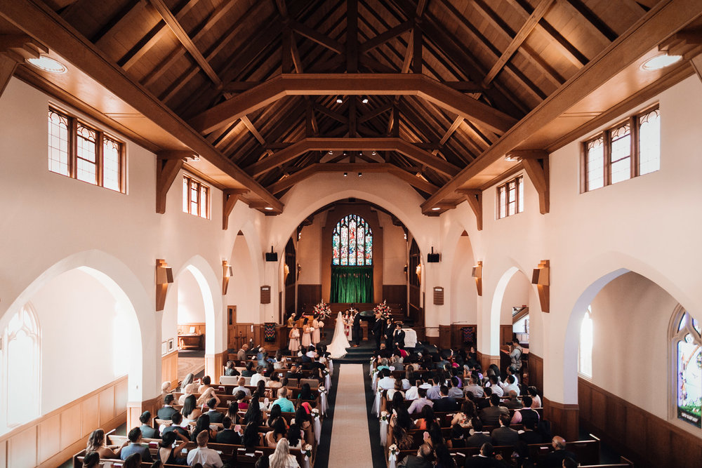 vancouver wedding photography knox united church
