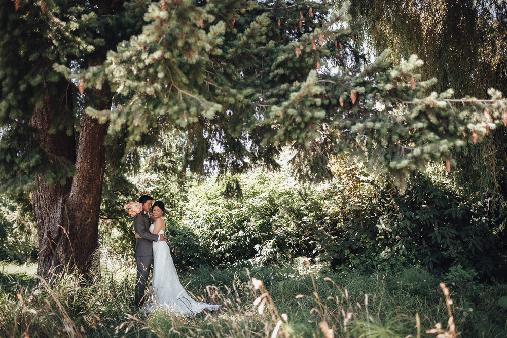 richmond wedding photography at terra nova park