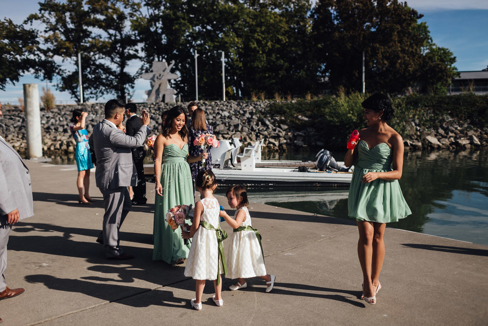 ubc boathouse wedding photography richmond bc