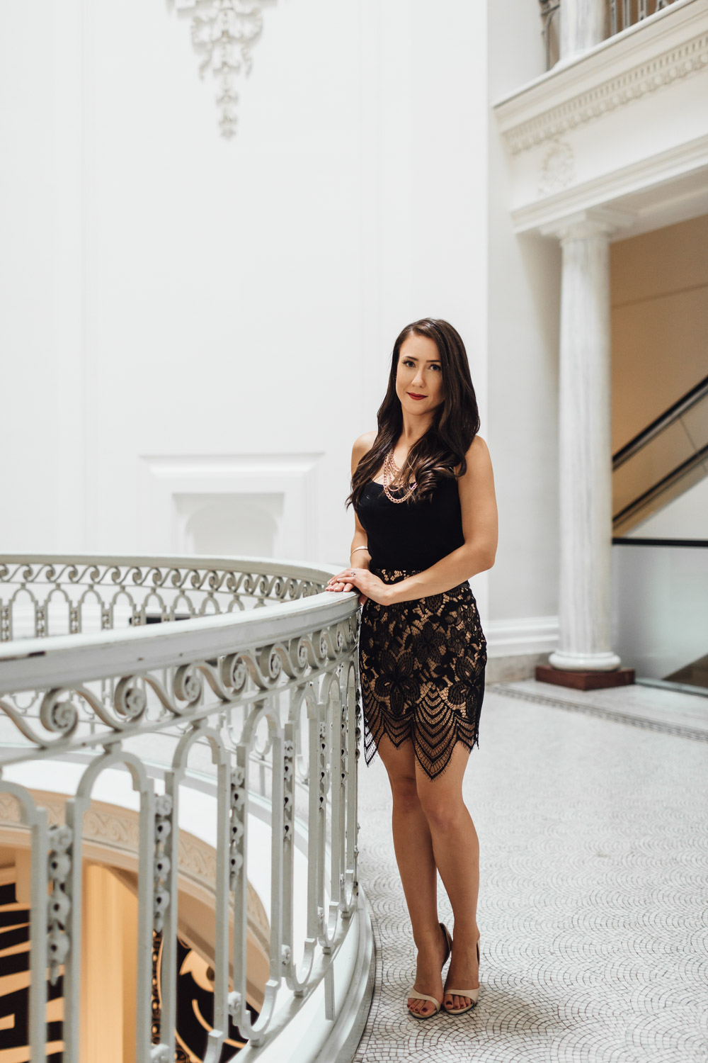 shannon bone vancouver art gallery engagement photography bc