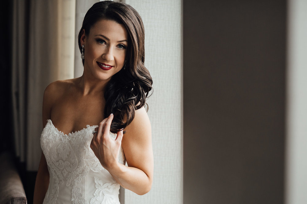 burnaby wedding photography portrait bride