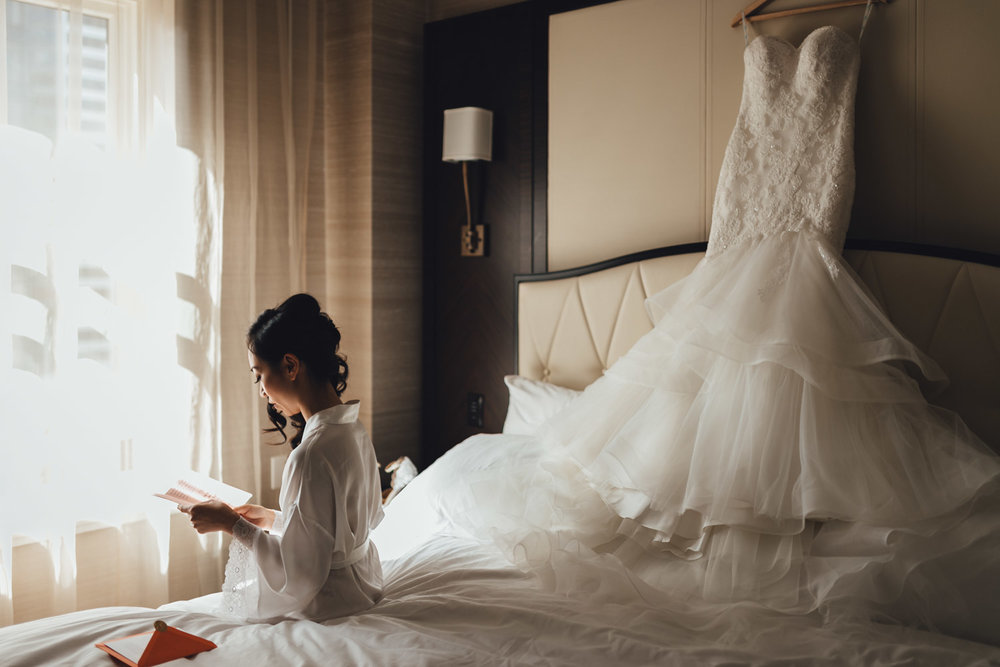 vancouver wedding photographer at rosewood hotel georgia