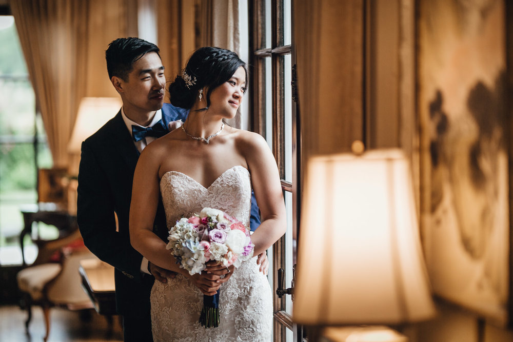 hycroft university of woemn's club of vancouver wedding photography