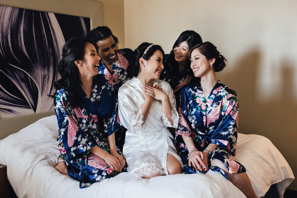 swaneset wedding photography pitt meadows bride getting ready