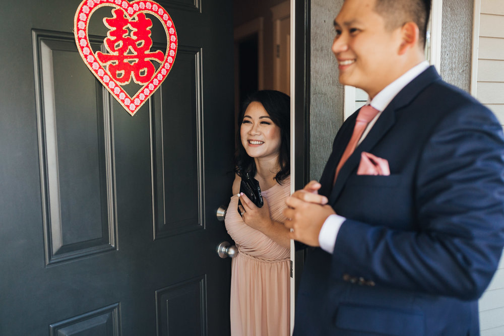 chinese door games burnaby wedding photography