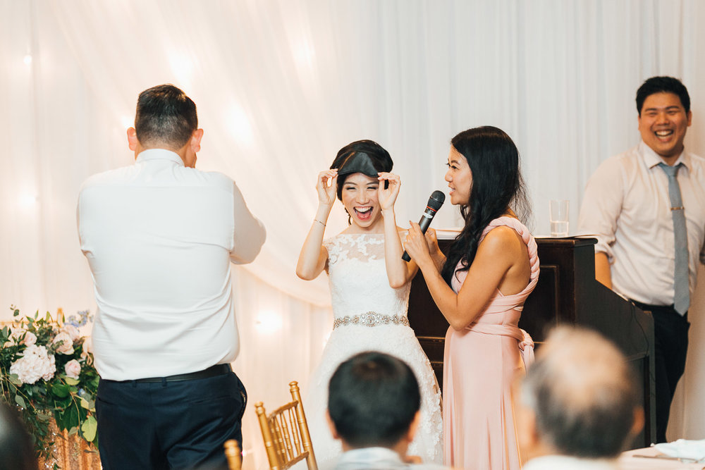 shaughnessy golf and country club wedding reception vancouver photographer