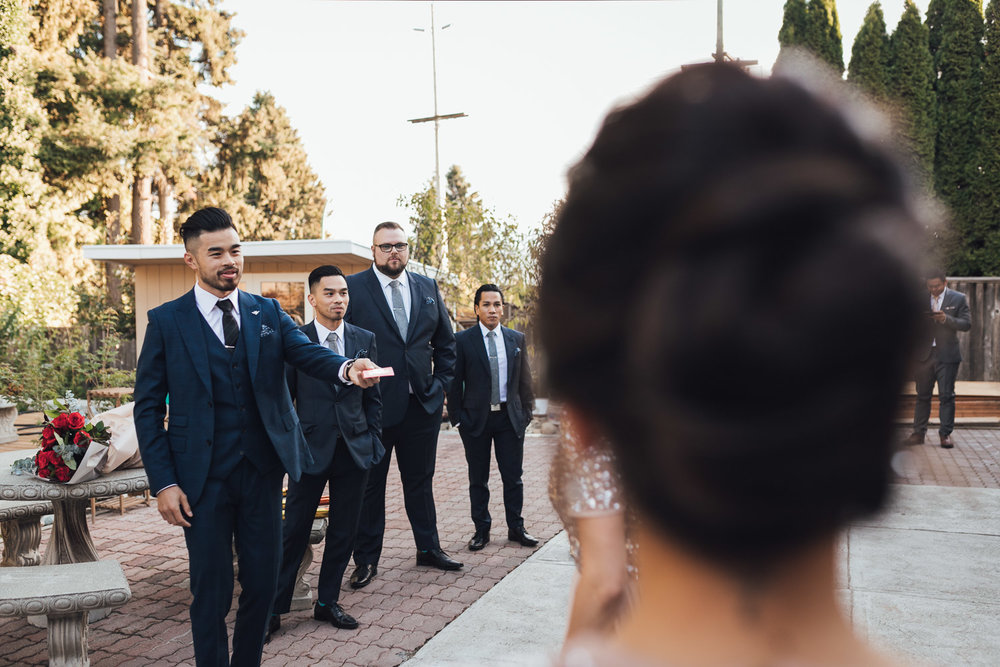 chinese door games vancouver wedding photography bc