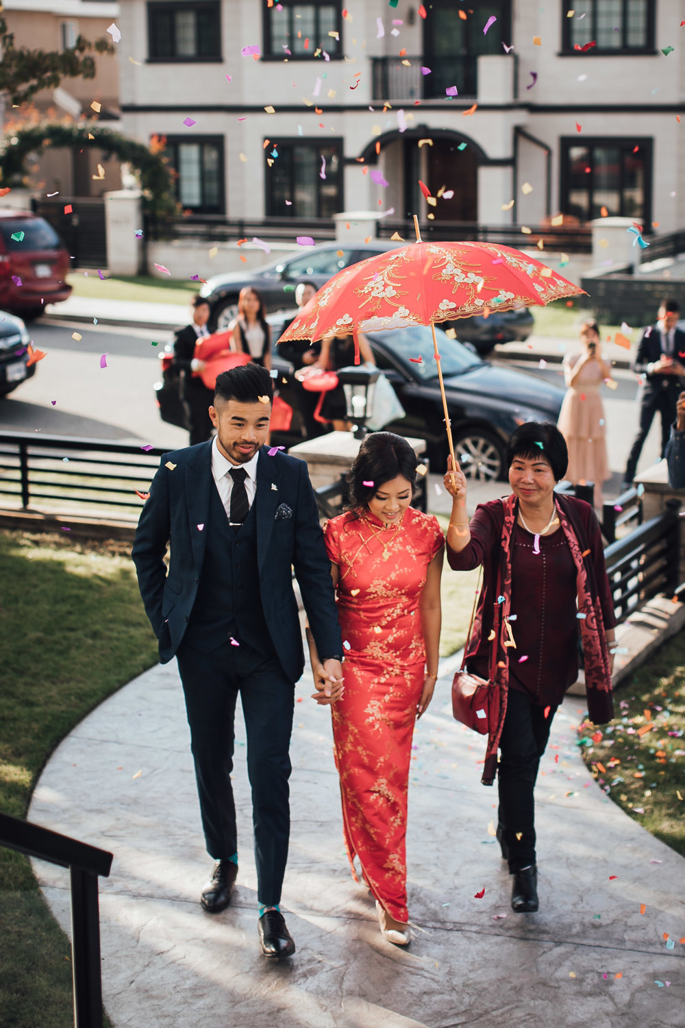 vancouver chinese tea ceremony wedding photography