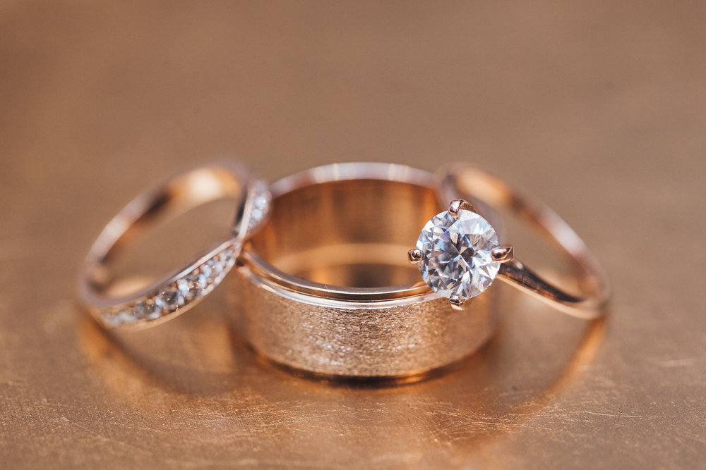 wedding rings continental seafood restaurant wedding reception photography
