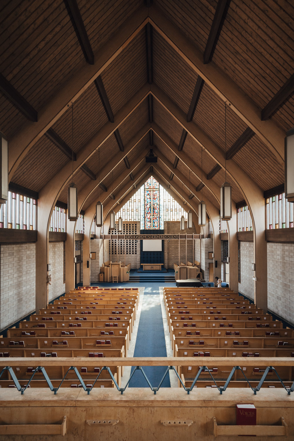 shaughnessy heights united church wedding ceremony vancouver photography