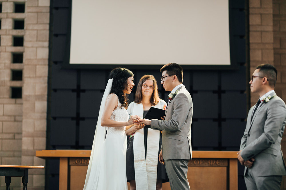 shaughnessy heights united church wedding vancouver photography