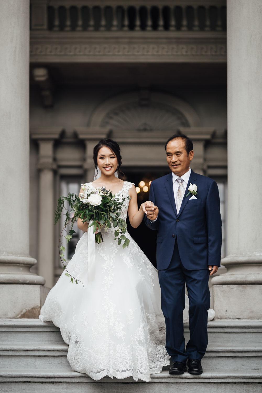 korean wedding vancouver hycroft photography bc