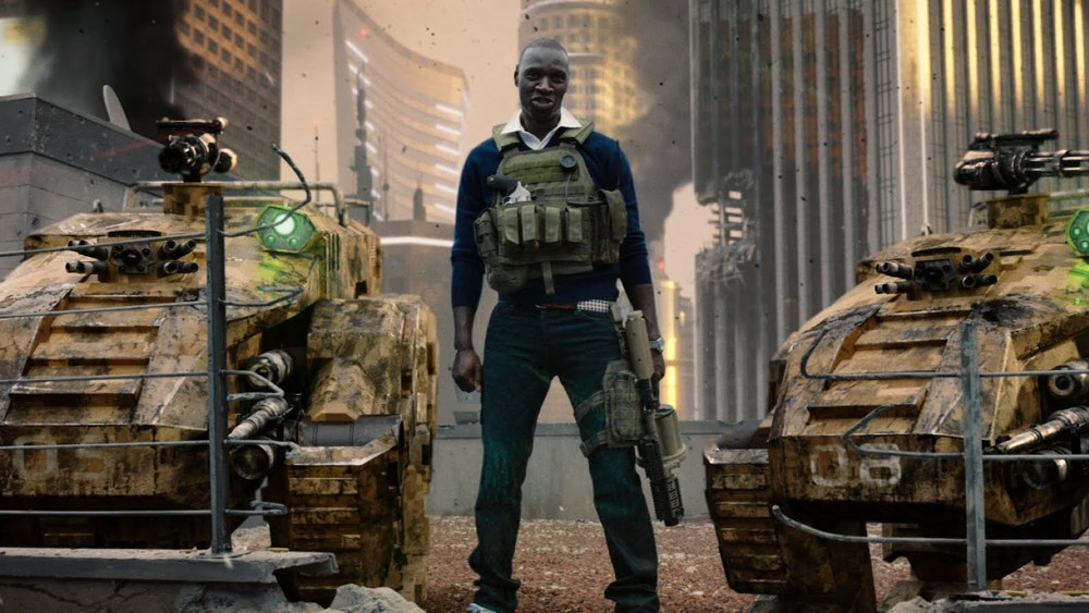 OMAR SY FOR CALL OF DUTY