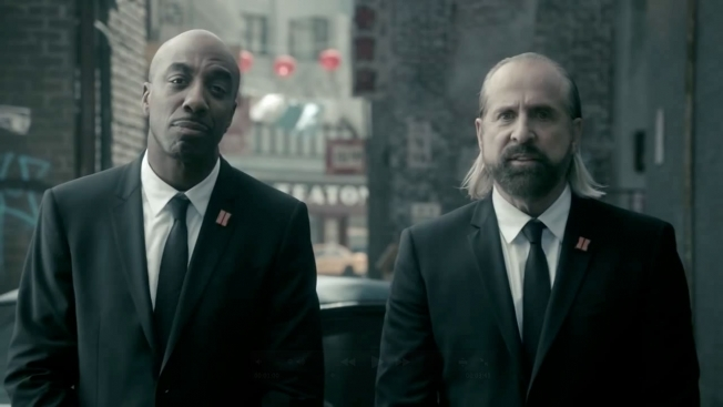 JB SMOOVE & PETER STORMARE FOR 'CALL OF DUTY' - THE REPLACERS