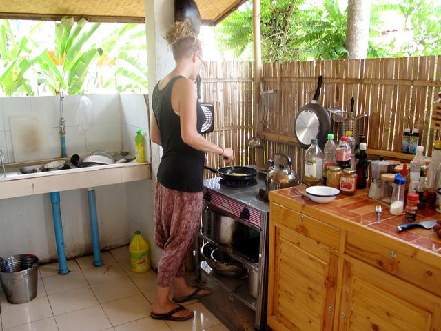 Rae in the kitchen.jpg